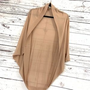 A New Day Light Cocoon Sweater Blush Pink OSFM